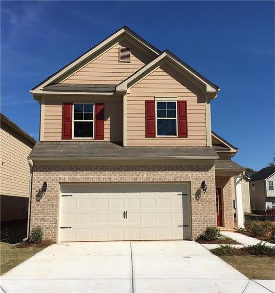 Lithonia Real Estate In Oakleaf At Stonecrest Subdivision
