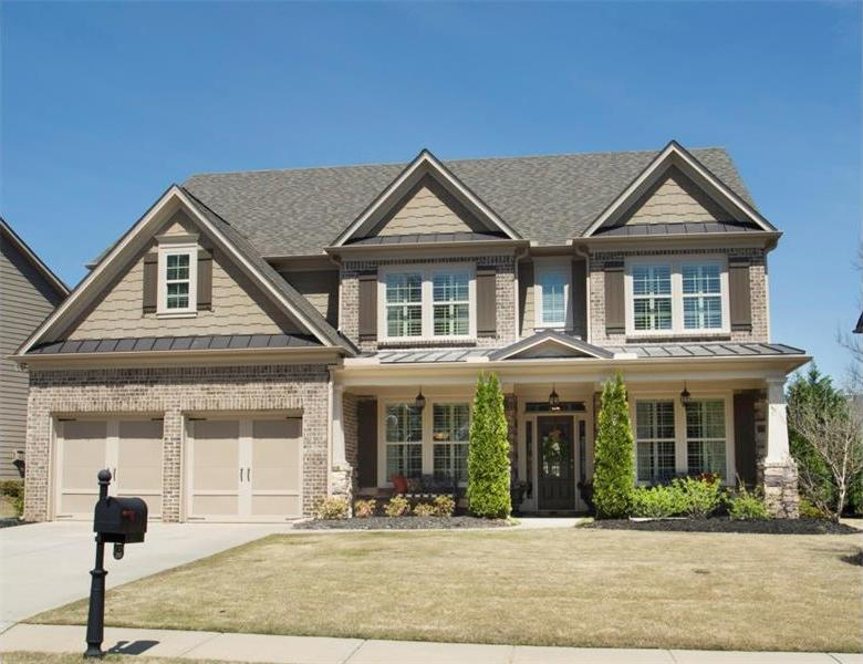 Atlanta real estate in forsyth county for Hanover pointe alpharetta ga